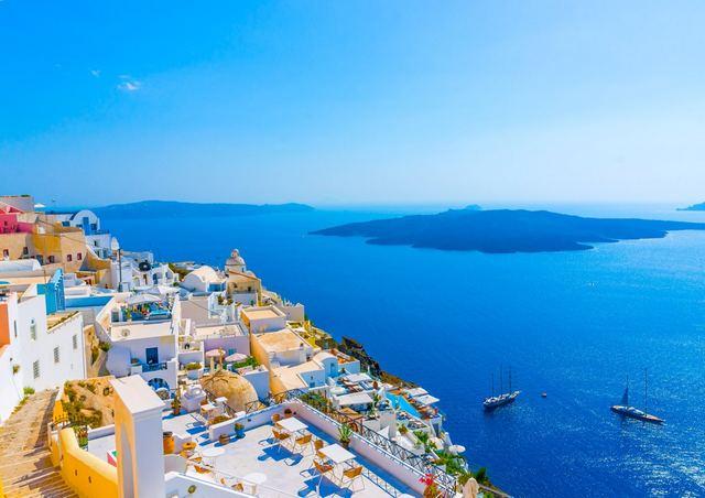 السياحة في اليونان اهم اماكن سياحية في اليونان