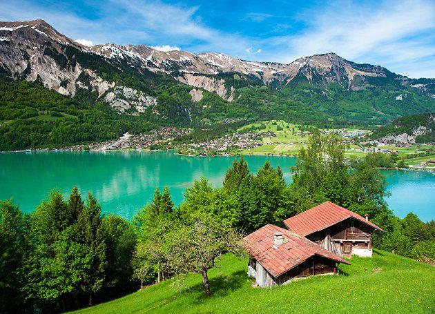 السياحة في سويسرا اجمل المدن السياحية