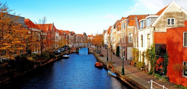 السياحة في هولندا اهم مدن هولندا السياحية