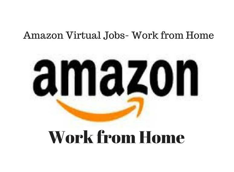 وظائف في شركة أمازون العالمية Amazon تبحث عن الناس للعمل من المنزل