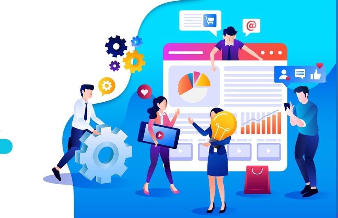لزيادة الارباح  عالم التسويق ما هي قواعد التسويق الإلكتروني
