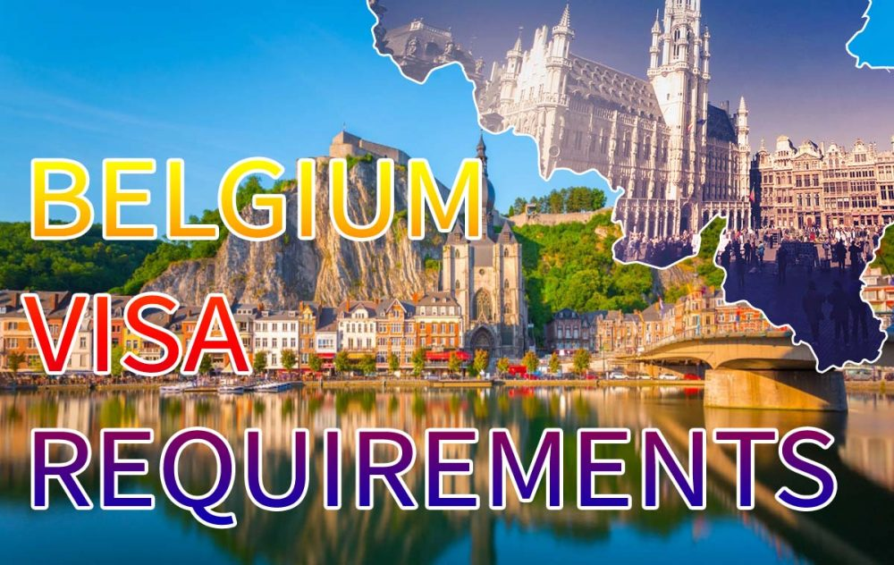 هجرة بلجيكا دليل التأشيرات و الهجرة في بلجيكا