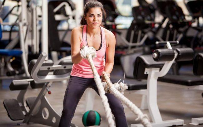 ما هى رياضة الكروس فيت CrossFit