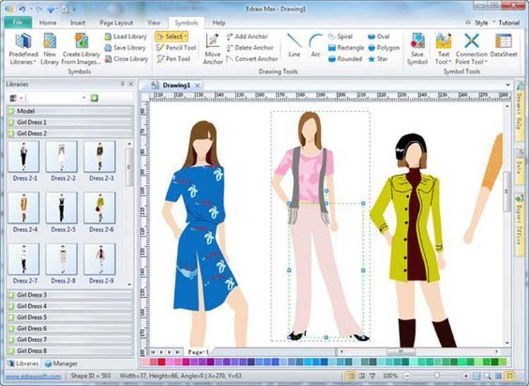 5 تطبيقات رائعة لمصممي الأزياء والموضة للهواتف الذكية
