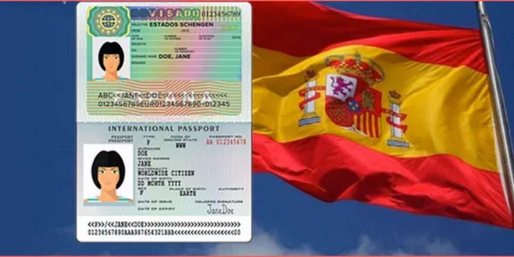 اجراءات استخراج فيزا اسبانيا الفيزا الاسبانية