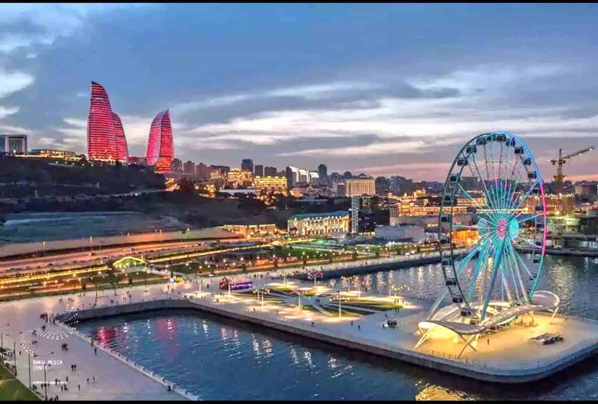 افضل الاماكن السياحية في اذربيجان