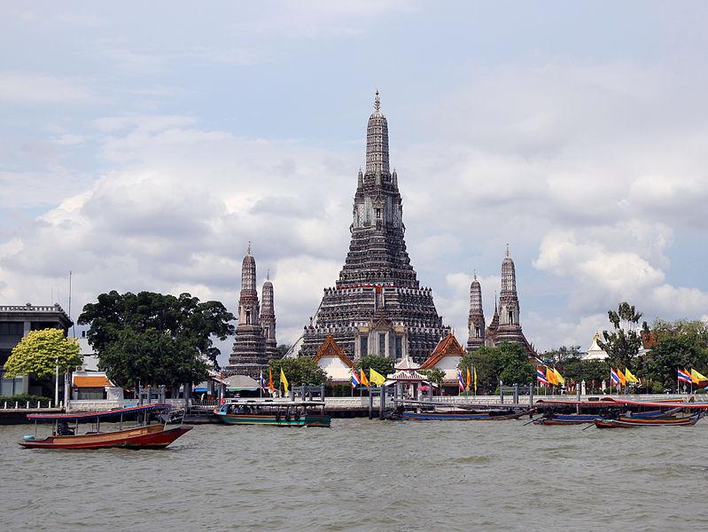 افضل الاماكن السياحية في بانكوك تايلاند