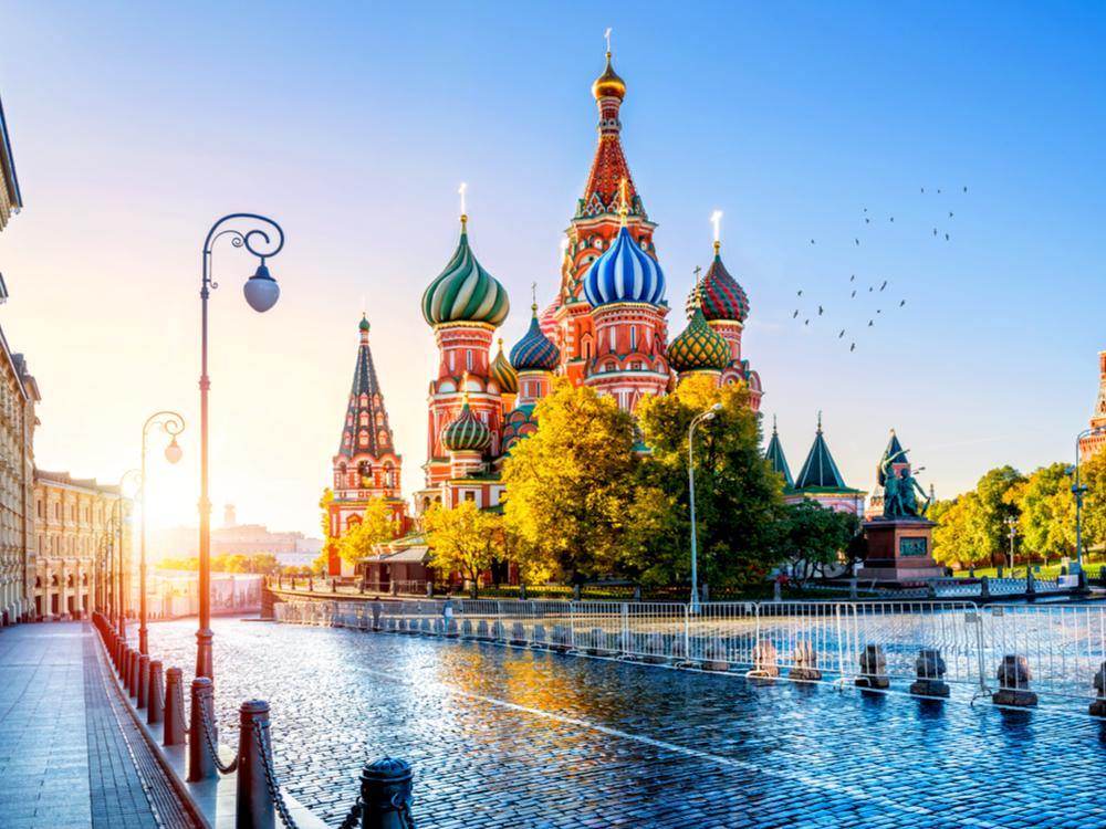 افضل الاماكن السياحية في روسيا