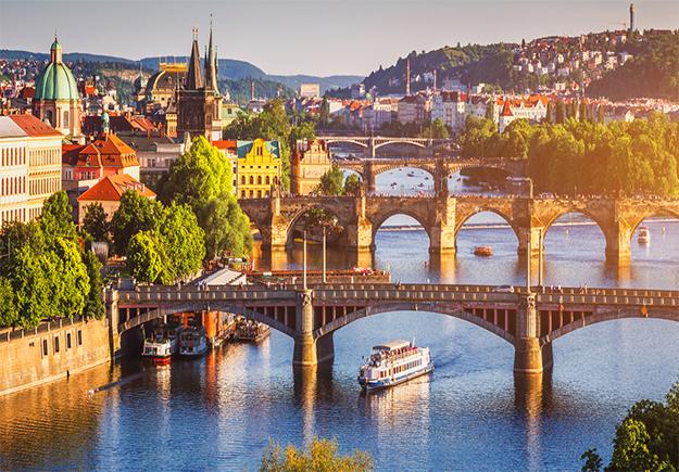 افضل الاماكن السياحيه في التشيك