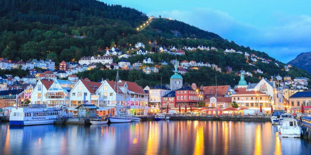 افضل الاماكن السياحيه في النرويج