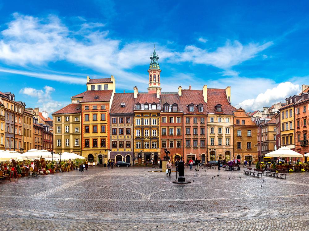 افضل الاماكن السياحيه في بولندا