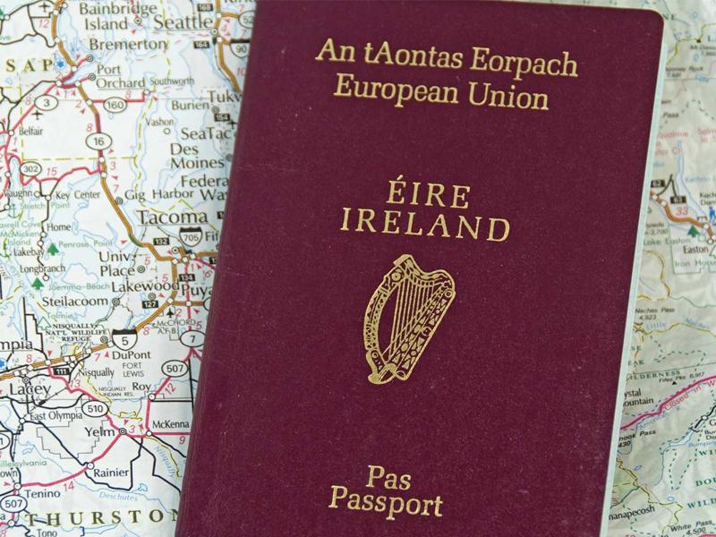 الهجرة الى أيرلندا شروط الهجرة من خلال الزواج من خلال اللجوء الاوراق والمستندات
