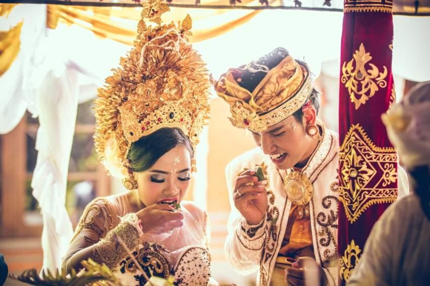 قوانين الزواج في اندونسيا