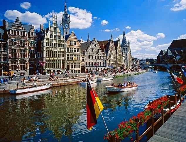 قوانين الزواج في بلجيكا و الزواج الأبيض